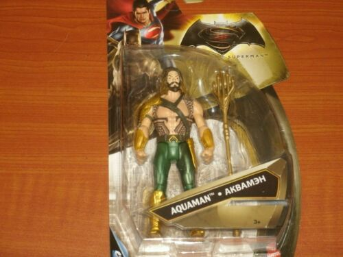 "SUPERMAN da collezione 6/"" Action Figure Arthur Curry DC Comics Batman V AQUAMAN"