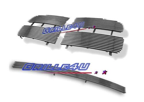 Aluminum Billet Grille Combo  Customized For 02-05 Dodge Ram Sport