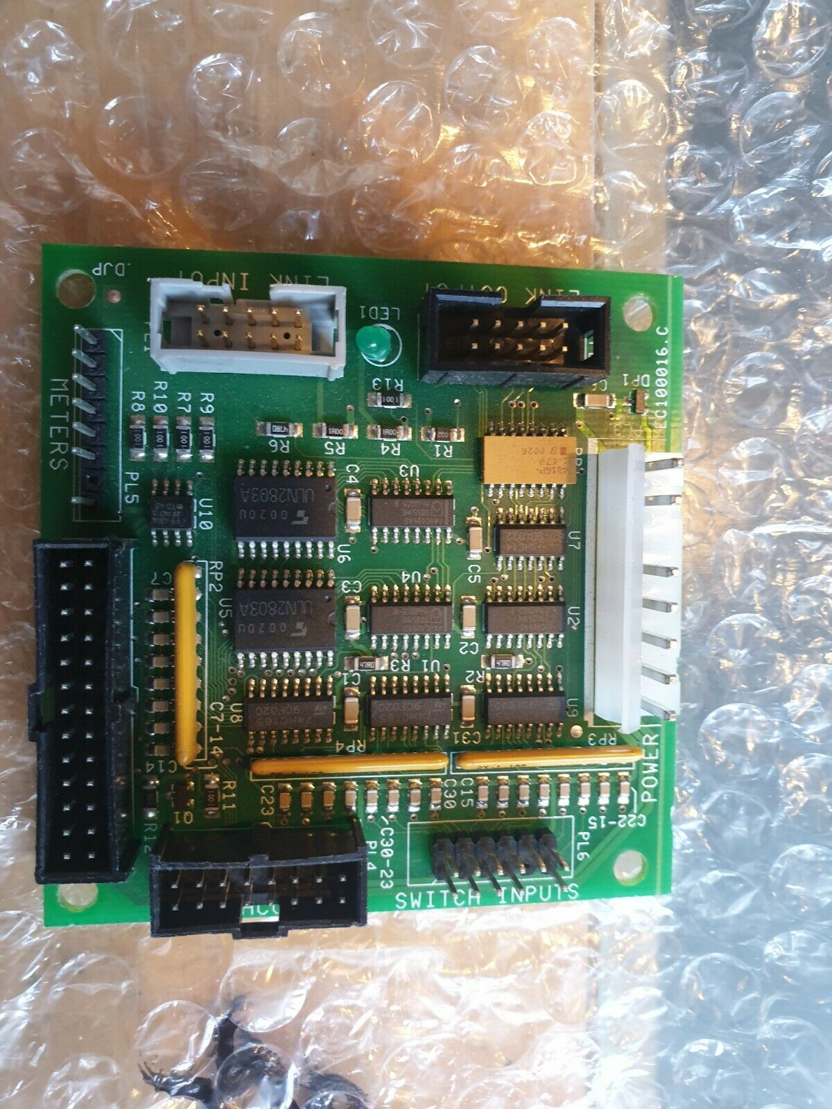 Epoch Hopper Board (Tested, Working) Maygay, Global, Impulse, Extreme