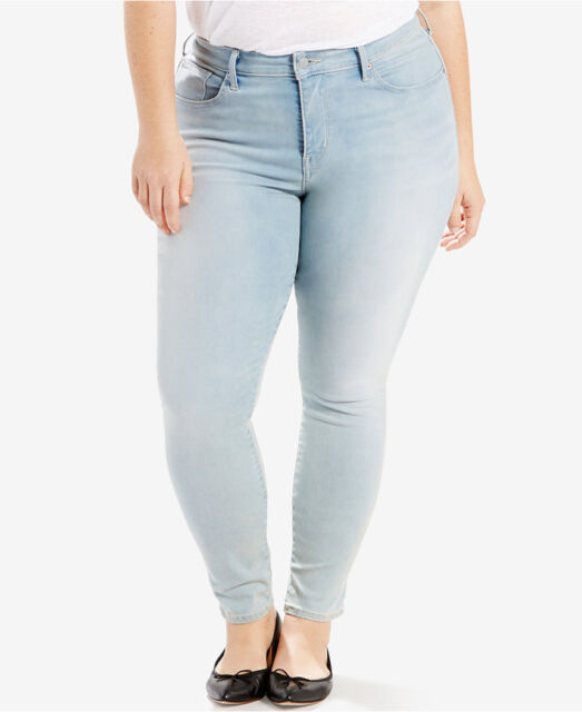 a1fc86d40cc8e Levi s Plus Size 310 Shaping Super SKINNY Jeans 24w for sale online ...