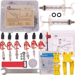 AVID-Formula-DODE-JUICY-Professional-Bicycle-Hydraulic-Disc-Brake-Bleed-Kit-Tool