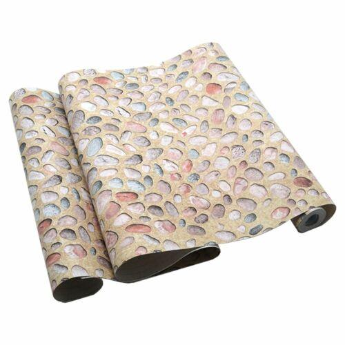 45cm*10M Waterproof  Sticker Self Adhesive Covering Wallpaper Furniture Decor UK