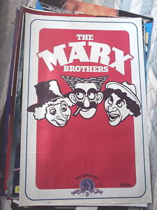 THE-MARX-BROS-1-SHEET-MOVIE-POSTER-HEAVY-PAPER
