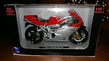 New Ray MV Agusta F4 1:12 Bike Moto MODEL DIE CAST Motorcycle 53877 Red & Silver