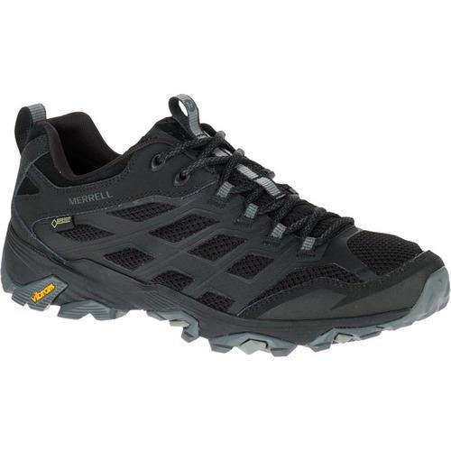 Merrell Moab FST GTX Gore-Tex Gore-Tex GTX Waterproof   Herren Walking Trainers Schuhes Größe 8-13 edafe8