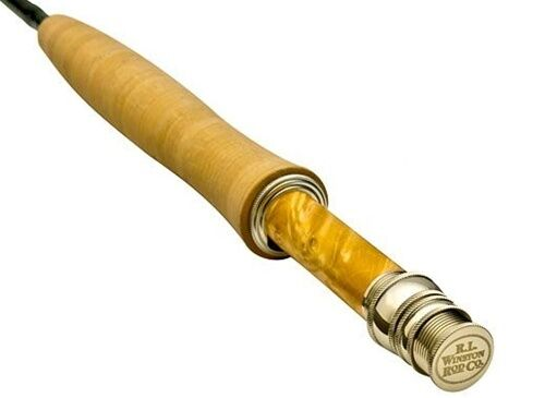 NEW  795 WINSTON BgoldN III-LS B3LS 480-4 8' 0   4 WT. FLY ROD WOOD SEAT CLOSEOUT   free shipping on all orders