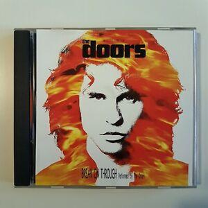THE-DOORS-PROMO-USA-BREAK-ON-THROUGH-motion-piucture-RARE-MAXI-CD
