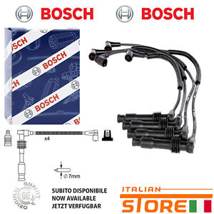 Opel-Corsa-B-Tigra-Asra-F-Kit-de-Cables-Bougie-B234-Bosch-0986357234-Original