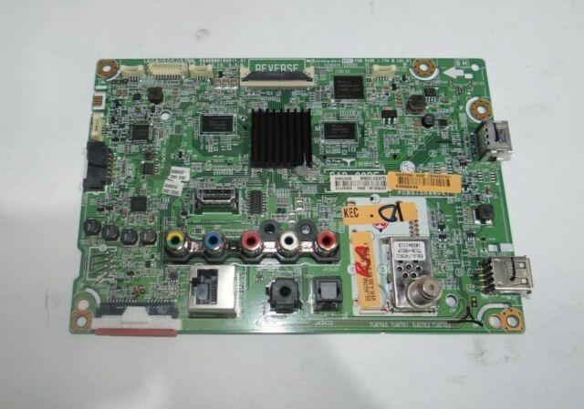 EBT64297422 RU64M4A03B VIDEO BOARD 5261 LG 55LH5750-UB EAX66851605 1.0