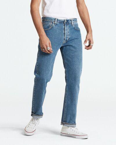 Levi/'s Basil Flat 501 /'93 Straight Jeans