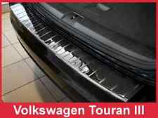 2015+ VW Touran III - Stainless Steel Rear Bumper Protector Guard