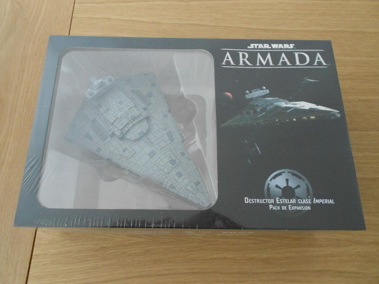 STAR WARS ARMADA - Destructor Estelar Clase Imperial - EDGE - juego - Miniaturas