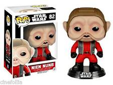 Figura vinile Nien Nunb Star Wars VII Pop Funko bobble-head Vinyl figure 82