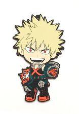 My Hero Academia Large PVC Strap Keychain Charm~ Katsuki Bakugou Hero Suit MHA04