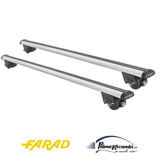 BEAMAR3120 Barras de Techo Farad Aluminio Audi A4 All Road 2016>