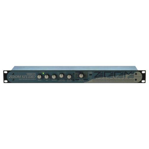 ZOOM STUDIO 1201 DIGITAL REVERB /& MULTI EFFECTS VOCODER /& POWER SUPPLY
