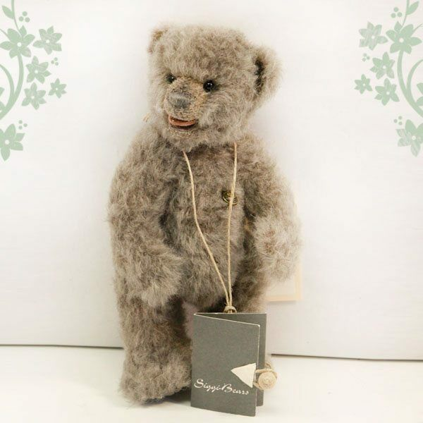 Bastian by Siggi Bears for Cooperstown Artist Bear Collection