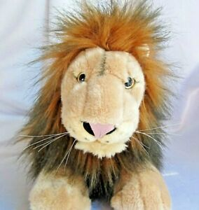 Scary Squeeze Stuffed Animals, Disney Aslan Plush Lion Toy The Chronicles Of Narnia Prince Caspian Realistic Ebay
