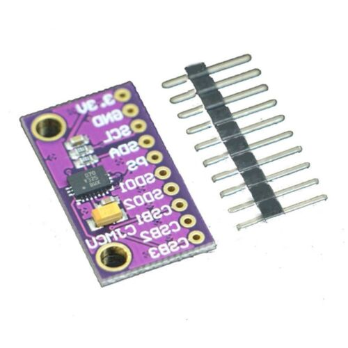 9DOF BMX055 IMU precision integrated 9-axis attitude sensor Module mpu9250 M8