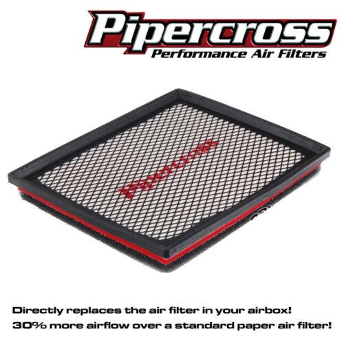 10//1998-08//2006 PIPERCROSS Panel Air Filter PP1389 All Audi TT Mk 1 1.8 Turbo