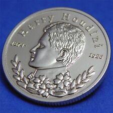 DPG HOUDINI COLLECTORS COIN - Silver