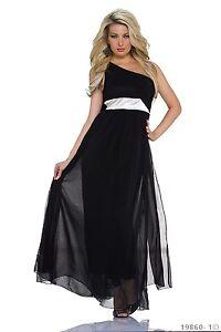 Vestiti Cerimonia 44.Abito Lungo Donna S M L 38 40 42 44 Cerimonia Festa Ebay