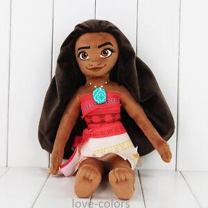 "20/""  New Moana Figure Movie Soft Stuffed Plush Toy Doll 50 cm Girls Gift"