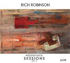 RICH ROBINSON - WOODSTOCK  CD NEU