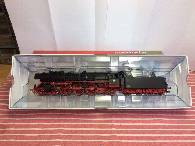 FLEISCHMANN 410304 - Locomotiva a vapore 003 131-0  Gruppo 03.0-2 , DB  DIGITAL