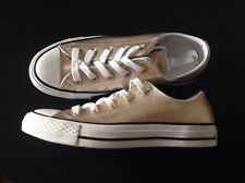 60e3daa6ac6e item 3 CONVERSE ALL STAR LOW LEATHER BLUSH GOLD TRAINERS UK4 BNIB -CONVERSE  ALL STAR LOW LEATHER BLUSH GOLD TRAINERS UK4 BNIB
