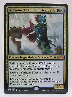 MAGIC TYRANT OF ORAZCA EXC MTG KUMENA TIRANNO DI ORAZCA RIX KUMENA