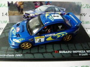 RIT9M-voiture-1-43-IXO-Altaya-Rallye-ITALIE-SUBARU-Impreza-WRC97-Monte-carlo