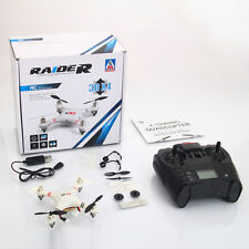 New Aosenma CG032 RC Mini Drone 3D X4 Flip 2.4G 6-Axis Quadcopter Nano RTF White