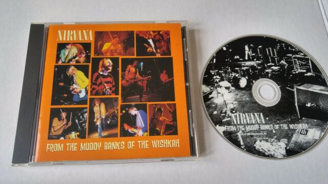 Nirvana - From the Muddy Banks of the Wishkah (US) (CD, Sep-1996, Geffen) rock