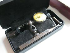 Starrett 001 Last Word No 711 Dial Test Indicator Made In Usa Machinist Tools