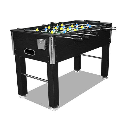 T&R sports 4FT Foosball Soccer Table Black