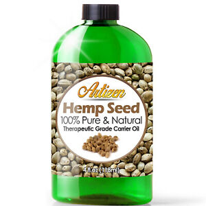 Premium-Hemp-Oil-Drops-for-Pain-Relief-Anxiety-Sleep-PURE-NATURAL-4oz