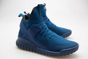 adidas hommes primeknit acier tubulaires base marine s technologie x Noir s marine 3ede5d