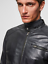 RRP-270-00-SELECTED-HOMME-LAMB-LEATHER-JACKET-BLACK-SIZE-M thumbnail 5