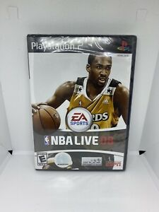NBA-Live-08-for-PS2-PlayStation-2-Brand-New-Factory-Sealed