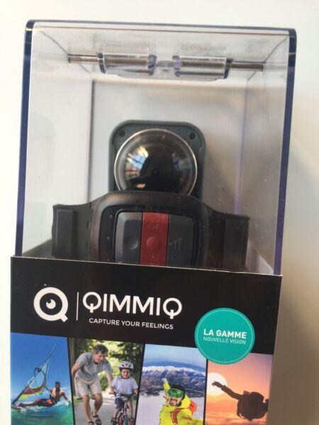 AgréAble Qimmiq Camera Dv 360 Produit Neuf Volume Large