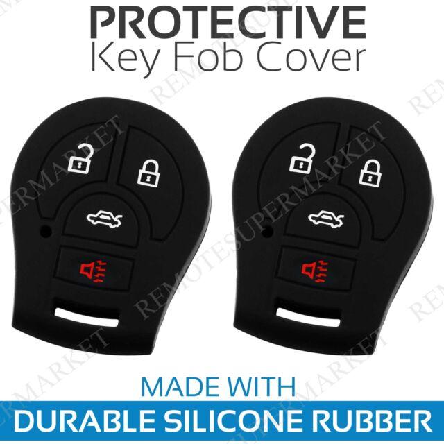 Fits Key Cover 2014 2015 2016 2017 Nissan Versa Note Remote Case Skin CWTWB1U751
