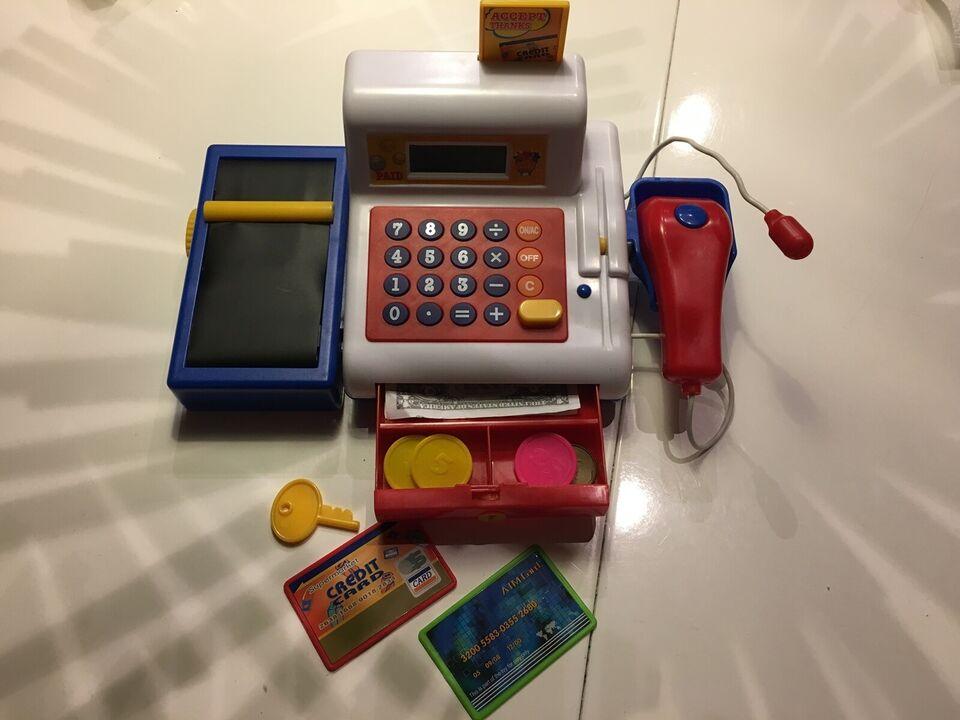 Andet legetøj, Kasseapparat
