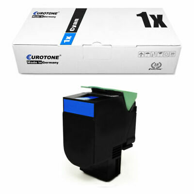ECO Toner CYAN ersetzt Lexmark C540H1CG