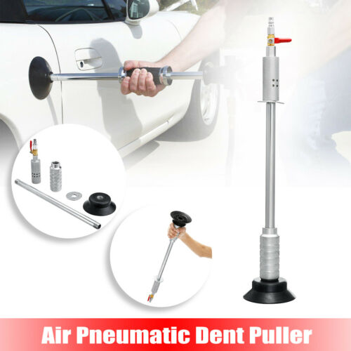 Air Pneumatic Dent Puller Suction Cup Slide Hammer Kit For Car Auto Body Repair