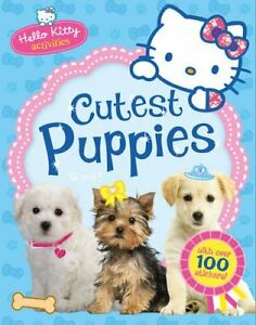 Hello-Kitty-039-s-Cutest-Puppies-by-HarperCollins-Publishers-Paperback-2015