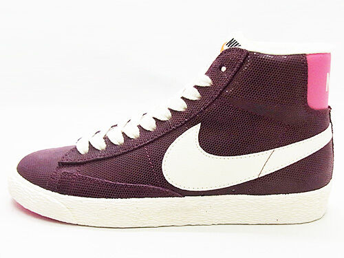 NIKE WMN BLAZER MID SUEDE VINTAGE FOR SIZE: 5.5 FASHION NEW RARE RETAILS FOR VINTAGE d59519