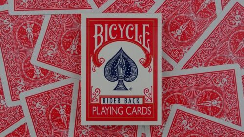 PLAYING CARD POKER DECKS CASINO FAMILY GAMES