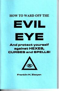 Details about HOW TO WARD OFF THE EVIL EYE & PROTECT yourself from BLACK  MAGIC spells book