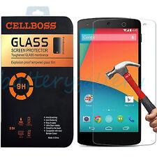 9h Premium Tempered Glass Screen Film Protector for LG Google Nexus 5